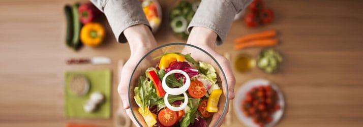 Chiropractic Oro Valley AZ Salad